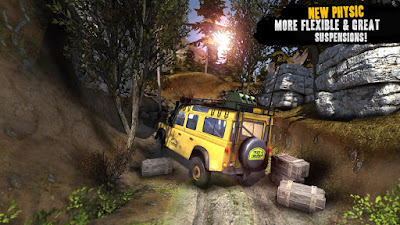 Download Truck Evolution Offroad 2 Mod Apk Unlimited Money 1.0.6 Terbaru