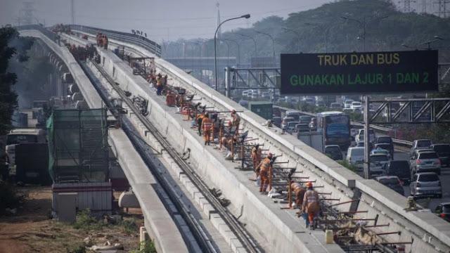 Bangun LRT 1 Kilometer Rp500 Miliar, Ini Jawaban Adhi Karya