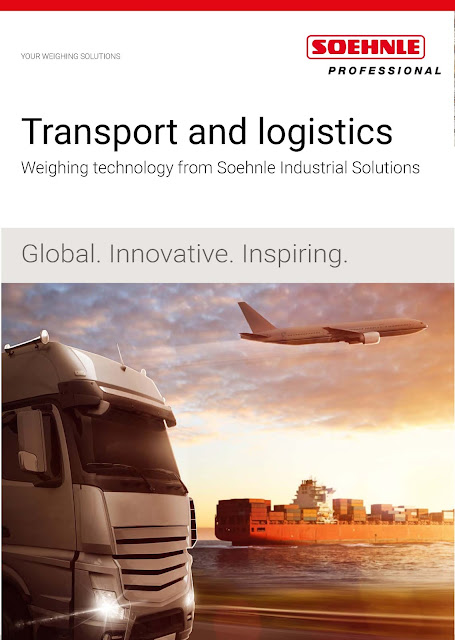 Soehnle Professional's New Flyer for Transport & Logistics