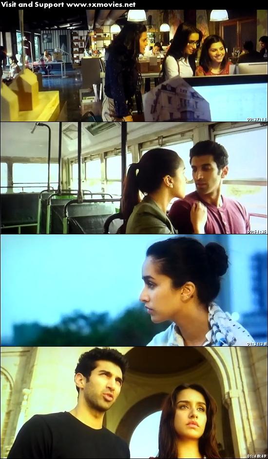 Ok Jaanu 2017 Hindi DVDScr