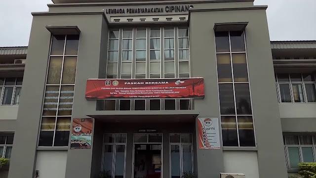 Waduh... BNN Temukan Sel Narapidana Mewah di Lapas Cipinang