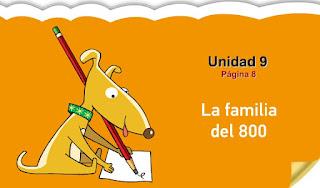 LA FAMILIA DEL 800