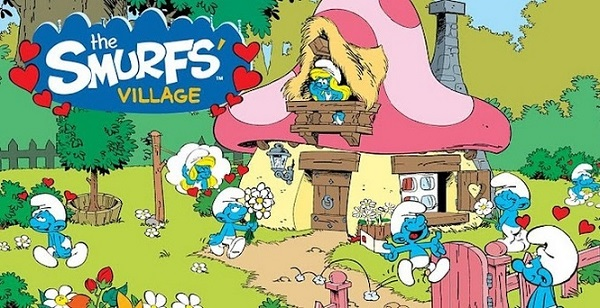 Smurfs Village Android APK Hack Mod Download