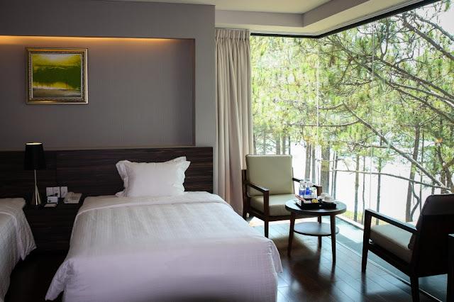 Phòng ngủ - Terracorra resort & hotel Đà Lạt