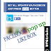 Add Facebook popup like box to blog