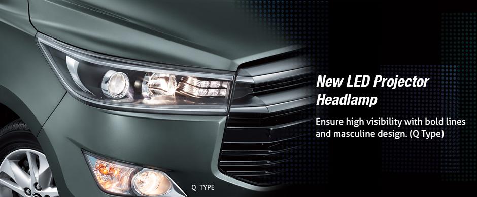 perbedaan all new kijang innova g v q grand avanza veloz 2018 toyota dan spesifikasi tipe diesel juga sudah dilengkapi dengan fitur easy close back door berikut ini eksterior dari bensin