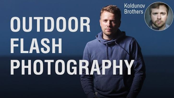All about camera and flash settings when photographing with a flash outdoors