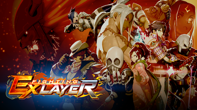 Fighting EX Layer (Region Free) PC