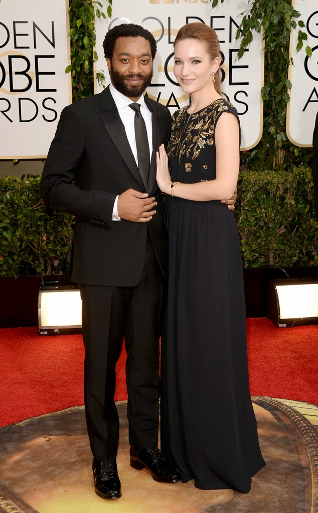 Chiwetel Ejiofor receives touching message from his sister ... |Chiwetel Ejiofor Married