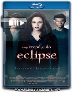 A Saga Crepúsculo: Eclipse Torrent - BluRay Rip 720p Dublado