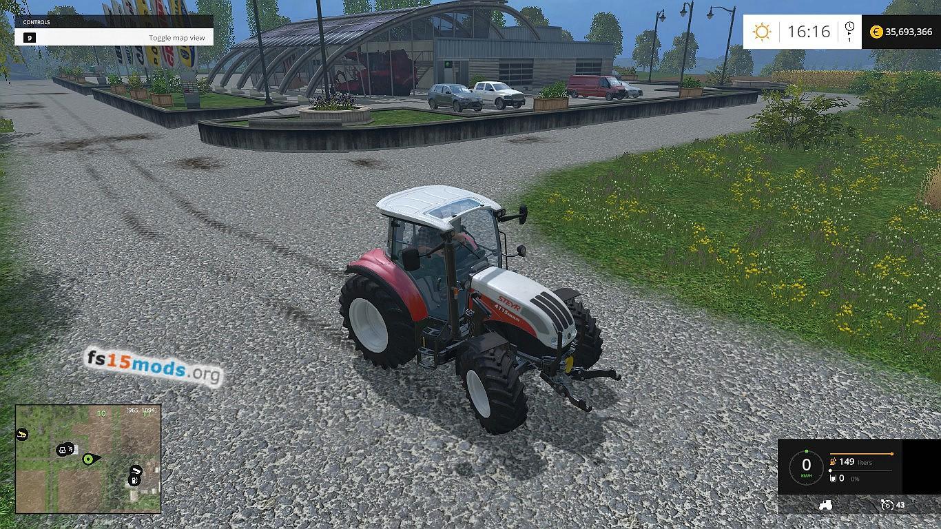Farming Simulator 15datamapstexturesterrain 2 There you have