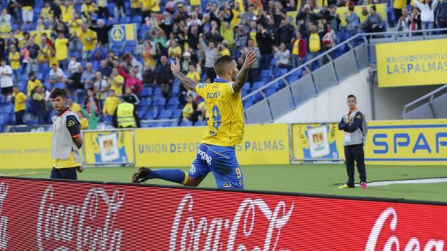 Livaja celebra su gol