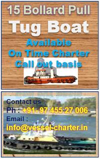 Tug Boat, Towing , 15 Bollard Pull, india, Tug services, harbor tugs, barge tugs, pontoon tugs, dredger tugs