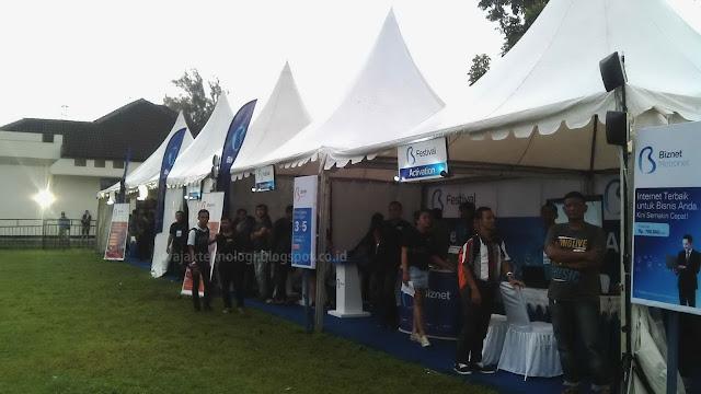 Bisnet Festival Kediri