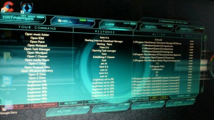 LEGEND!!!    Cara Mengubah PC Menjadi JARVIS dengan Menggunakan