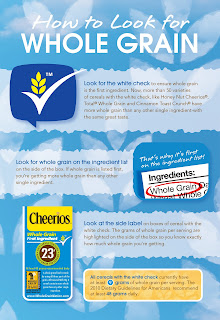How to look for Whole Grains