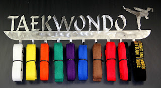 The Belt Colors Of Taekwondo