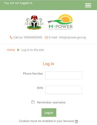 n-Power Agro Test Login Portal is apply.npower.gov.ng   NPower Aptitude Online Test