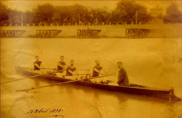 Seville Rowing Club - Blog La jugada vintage