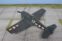 Hasegawa F6F-3 Hellcat 1/48.