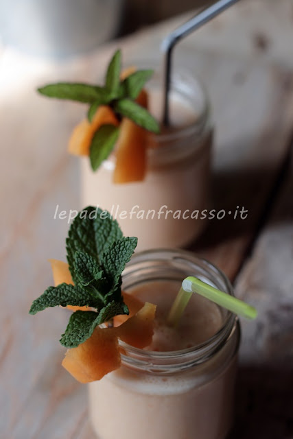 ricetta smoothie