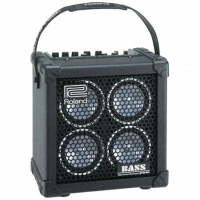 Ampli Roland Micro Cube Bass RX