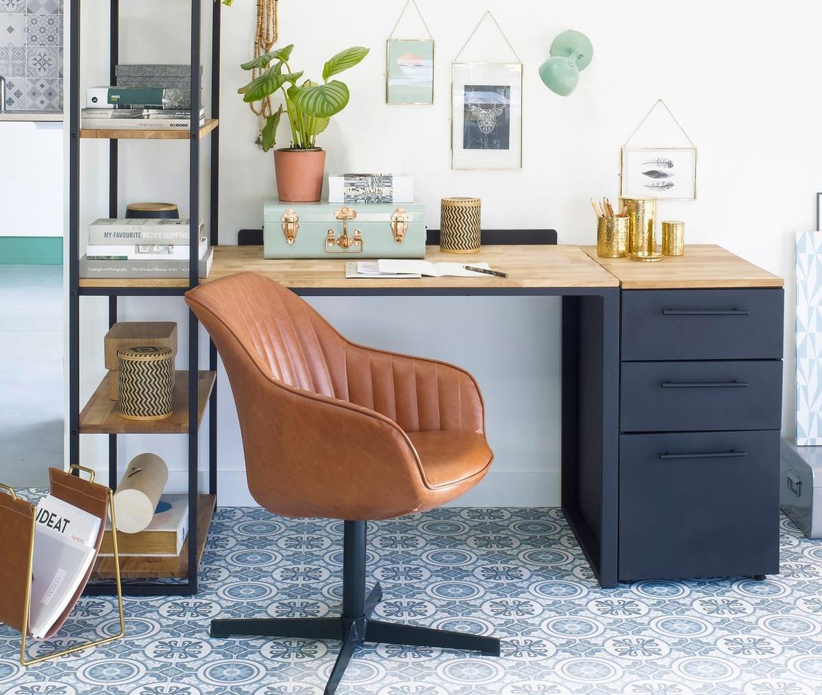 inspirations d co pour mon bureau pour mes jolis m mes. Black Bedroom Furniture Sets. Home Design Ideas