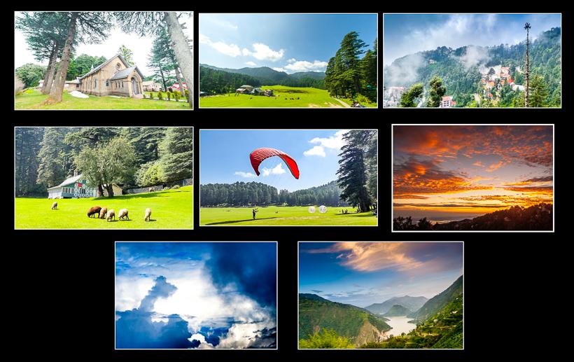 Main things to do around Khajjiar, Himachal Pradesh