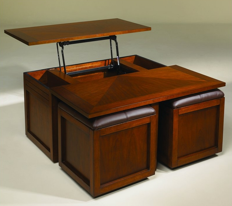 Lift Table Coffee Table: Featured Product: Hammary Nuance Lift Top Coffee Table