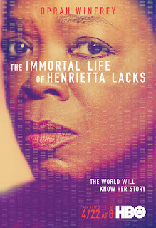 The Immortal Life of Henrietta Lacks Oprah Winfrey Poster