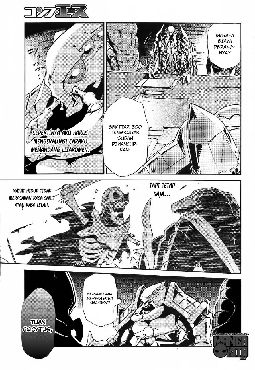 Baca Komik Overlord chapter 19 Bahasa Indonesia