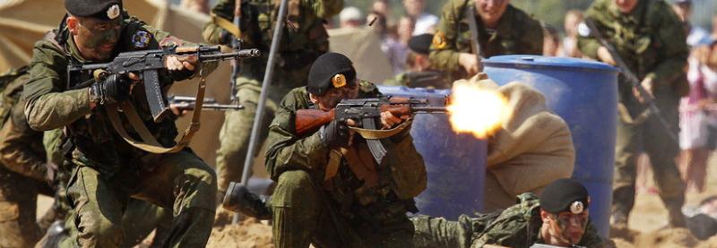 Російську морську піхоту реформують в експедиційні сили