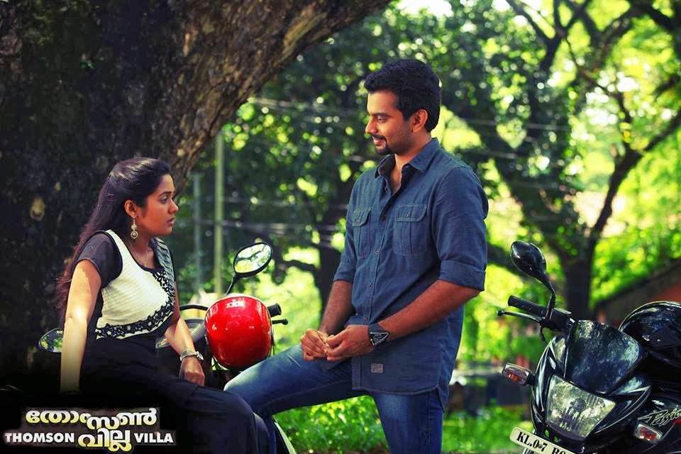 'Thomson Villa' Malayalam movie released
