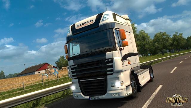 Euro Truck Simulator 2 V1.25 Full DLC