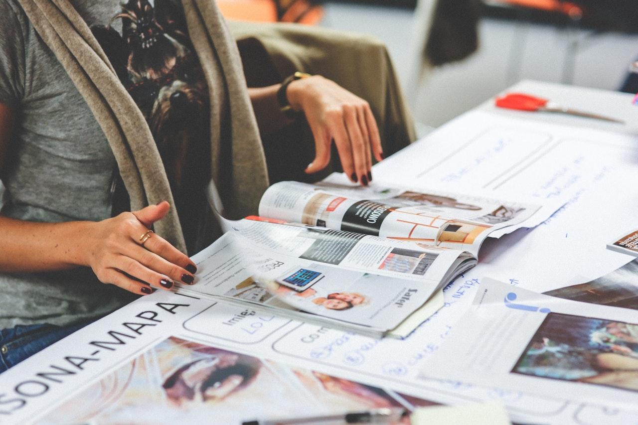 Maksimalkan peran media cetak sebagai strategi pemasaran