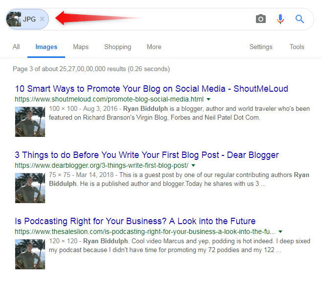 3-Results-Found-The-Google-Reverse-Image-Search-Method