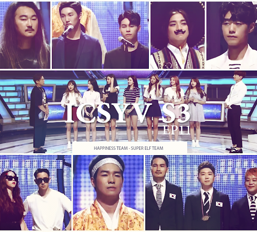 I Can see your Voice S3 Ep11 Arabic sub