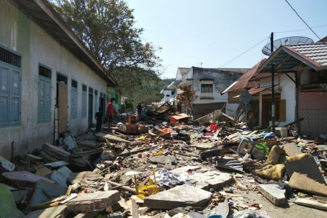 Gempa Hari Ini Guncang 4 Kota Sekaligus Ambon, Sibolga, Donggala, Jayapura
