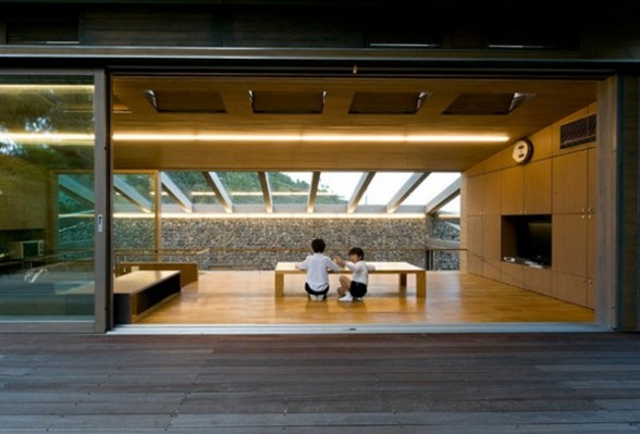 bedroom design blog The Valley Of The Beach A House Roof Glass Design