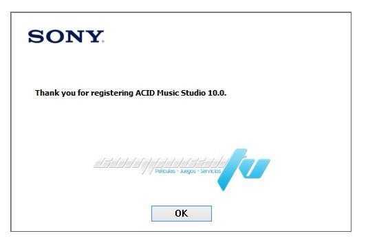 Sony ACID Music Studio Versión 10