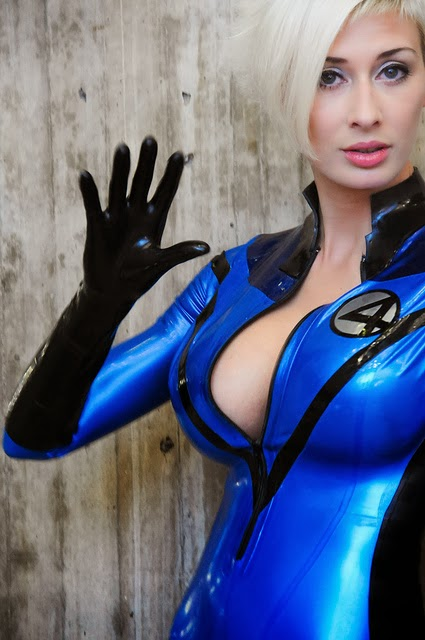 Chicas cosplay.: Susan Storm Cosplay.