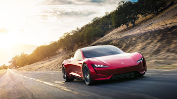 El nuevo Tesla Roadster 2019