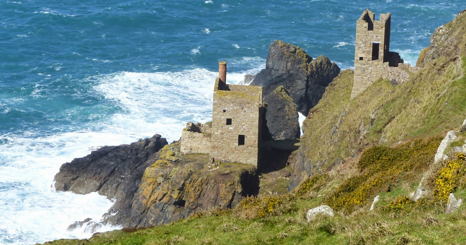 Crowns Engine Houses Botallack