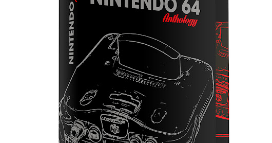 New Book Tells All About The Nintendo 64
