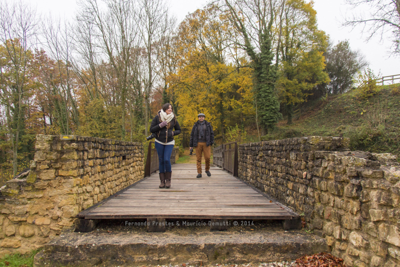 ponte do castelo de malbrouck