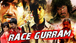 Race Gurram 2018 Full Hindi Dubbed Movie Download