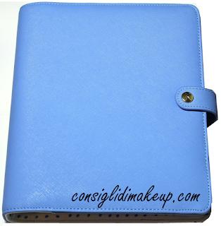 Haul: Personal Planner Planner Large Cobalt - Kikki K