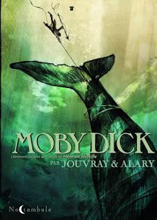 Moby Dick de Jouvray et Alary aux éditions Soleil