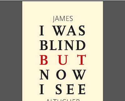 i Was Blind but Now i See by James Altucher in PDF