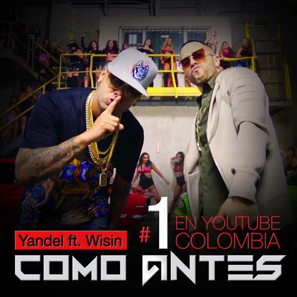 Yandel-álbum-Update-sencillo-Como-antes-Wisin